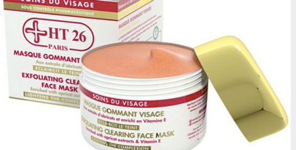 HT26 Paris Exfoliating Clearing Face Mask