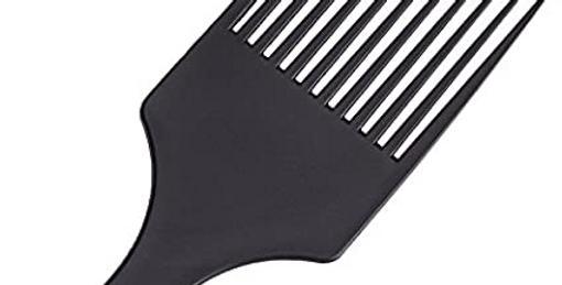 Afro Comb Metal