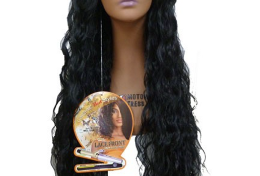 Aftress Syn Lace Front Super Melissa Wig