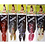 Thumbnail: XPRESSION LAGOS BRAID Pre-Pulled Hair Extension(36″ & 44″) Pack Various Colours