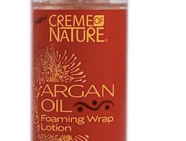 Argan Oil Foam Wrap 7oz