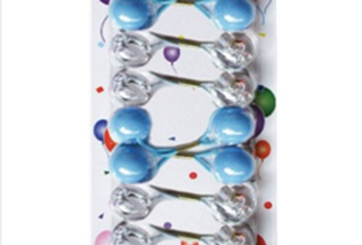 Hair Accessories LB20CSK Crystal And Sky Blue