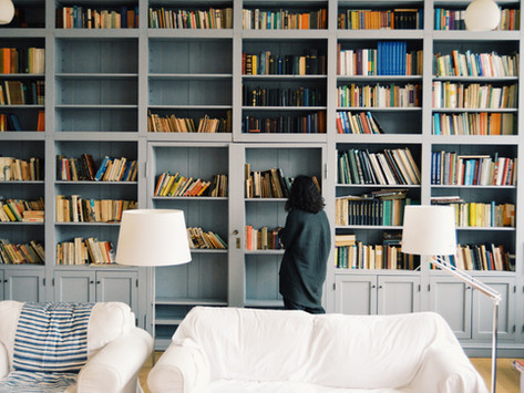 5 Reasons to Buy New Books!