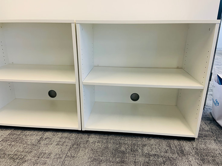 Selt/endurnýtt-IKEA skápar