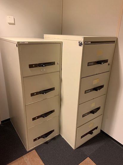 Kardex safe-file eldvarnarskápur