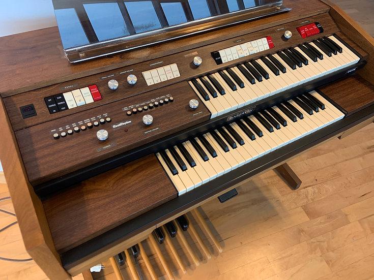 Endurnýtt/Selt - Baldwin Encore Orgel