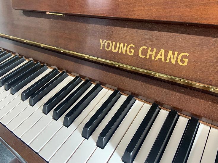 Selt-Young Chang píanó