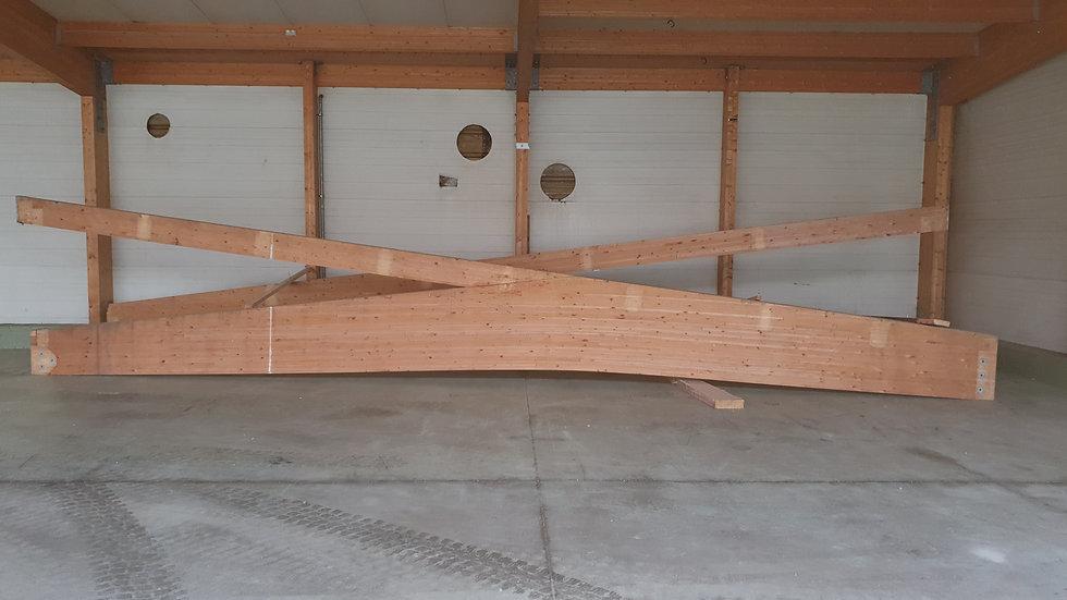 Selt - Límtrésbitar - 10 metrar