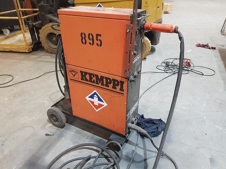 Selt - endurnýtt - Kemppi KEMPOMAT 320 - rafsuða - rafsuðuvél - rafsuðu