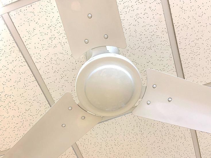 Xpelair loftaviftur með stýringu - 3 viftur