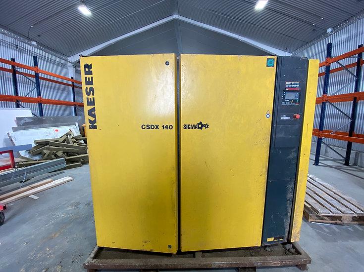 Kaeser CSDX 140 loftpressa
