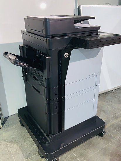 Selt-HP Color Laserjet Ent.  MFP M630dn