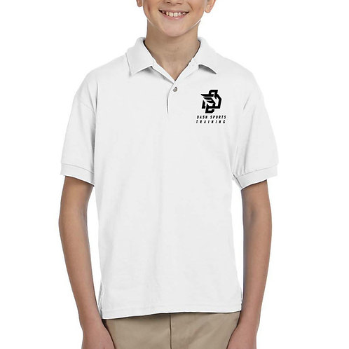 Dash Sports Youth Polo