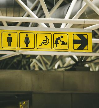 Accès aux personnes handicapées