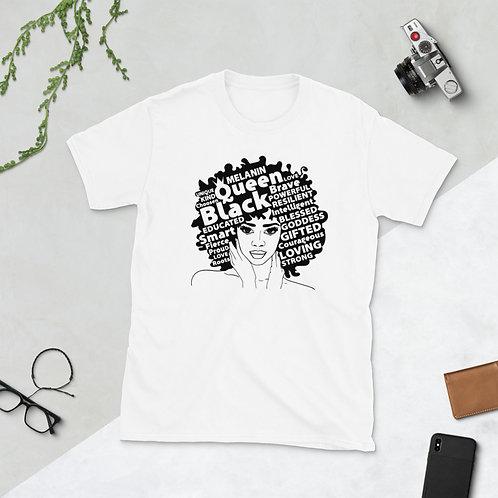 Black Queen Short-Sleeve T-Shirt