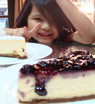 Blueberry Cheesecake and NY Cheesecake.j