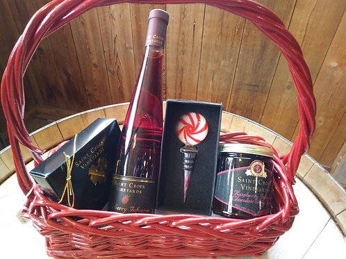 Raspberry Infusion Gift Set