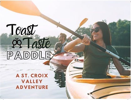 Toast, Taste and Paddle
