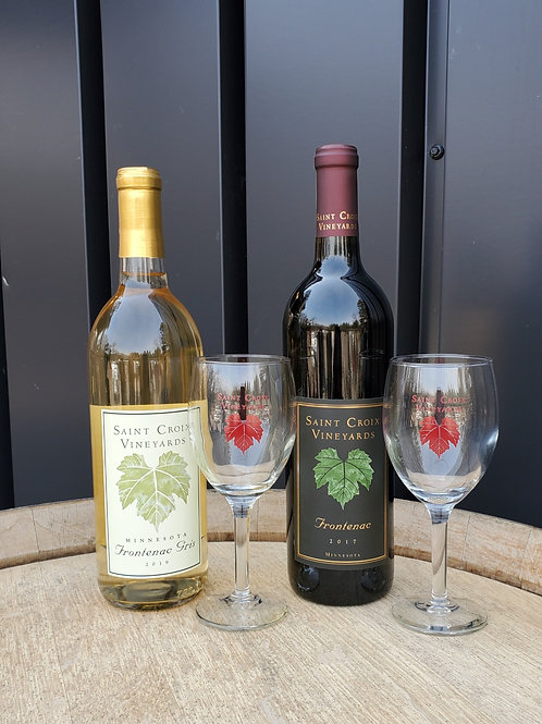 Local Wine Lovers Gift Set