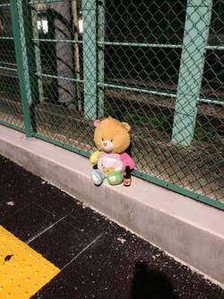 Waiting Doll