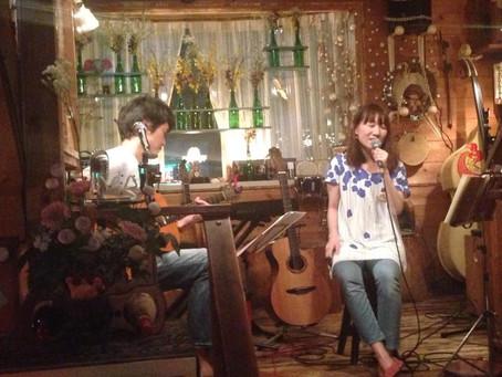 Live @浅草橋buonobuono