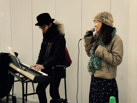 来週は初の大阪ライブ!
