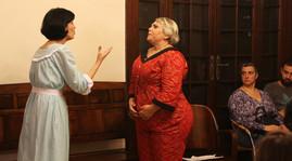 Cena 7 - Adriana Camara e Gizelle Menon
