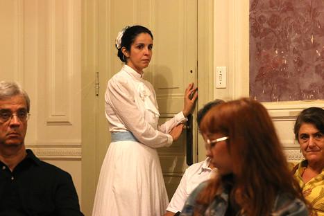 Atriz Adriana Camara - Foto Hernani Roch