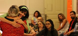 Cena 2B - Gizelle Menon e Adriana Camara