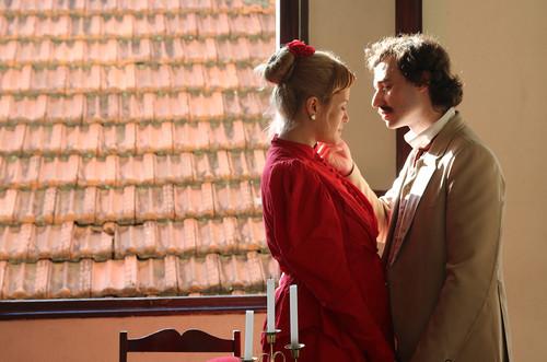 Helena e Miguel - Pelo menos sera mais p