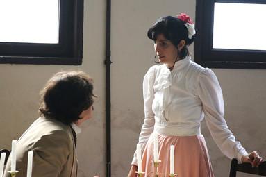 Sonia e Miguel - como assim desgostoso d