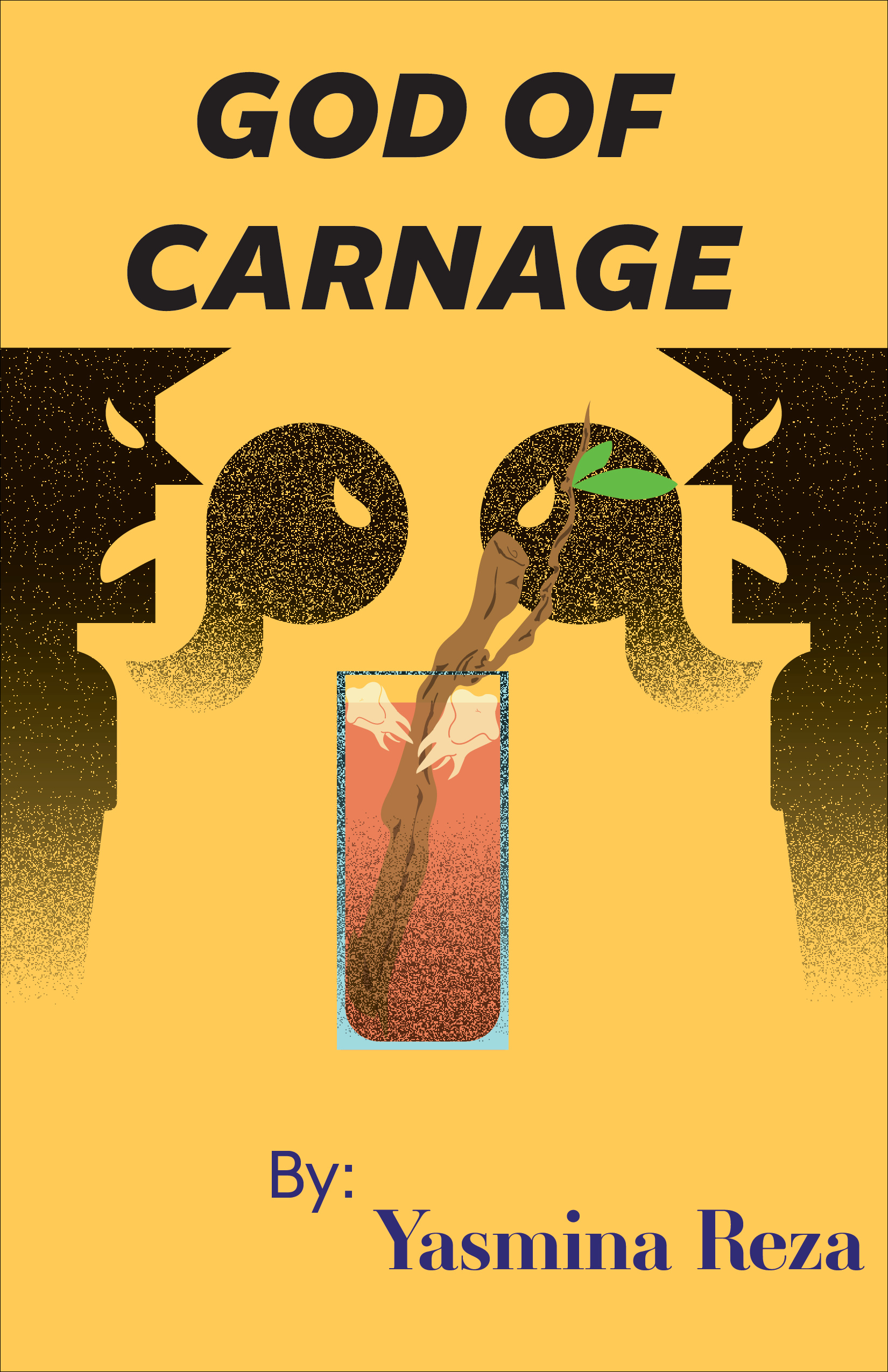 God of Carnage letter_Poster