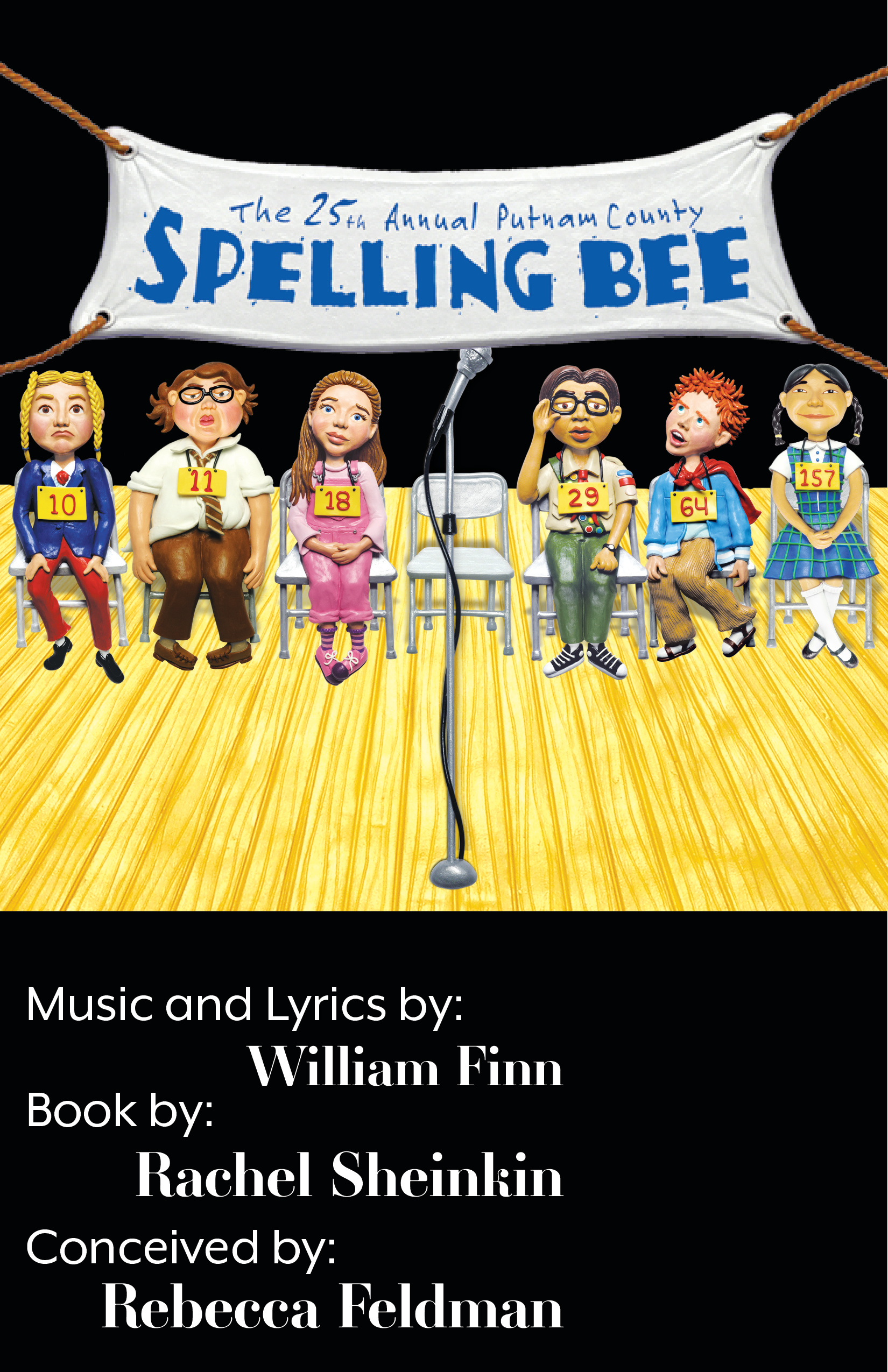 The 25th Annual Putnam County Spelling B