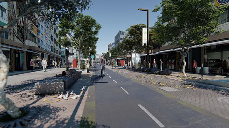 İzzet Baysal Caddesi