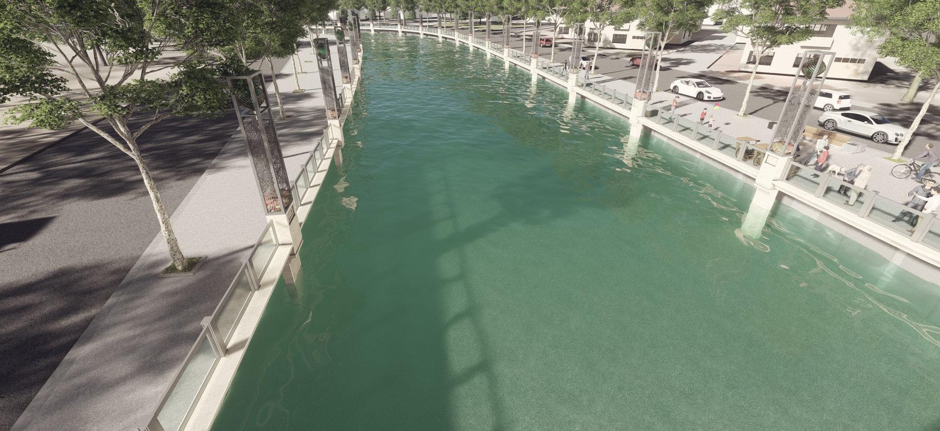 Duzce Asar Stream