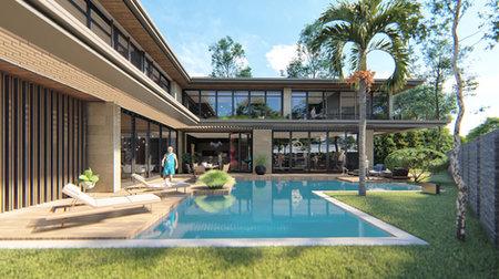 Fildişi Sahili Villa