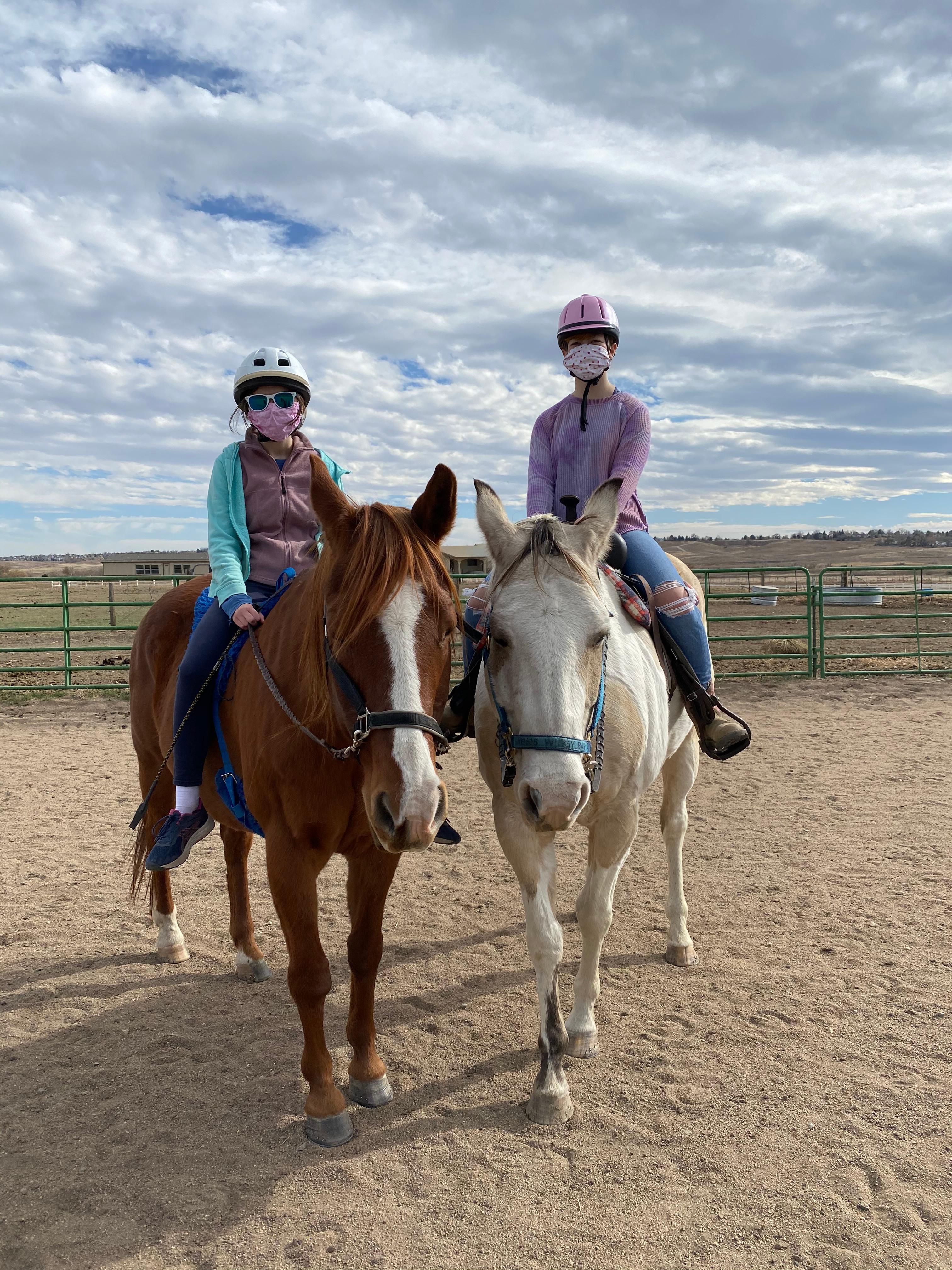 Horseplay-F2, 2021