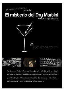 cartel El misterio del dry martini jpeg