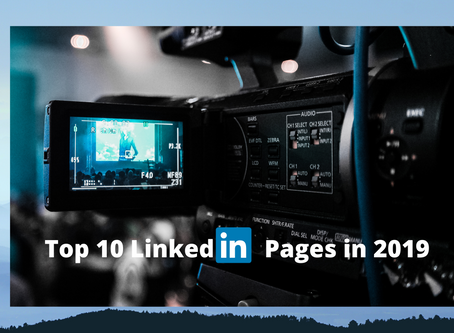 The Top 10 LinkedIn Pages of 2019