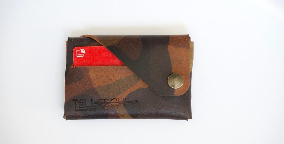 Minimalistische Brieftasche