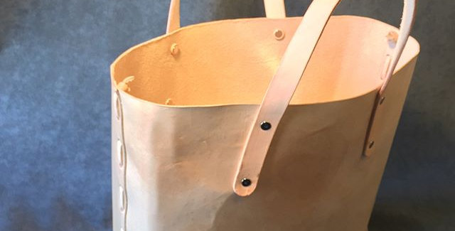 Leder Pur Shopper