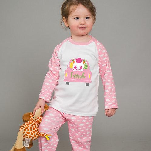 Personalised Easter Pyjamas
