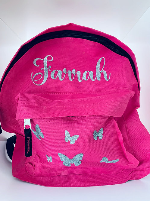 Personalised Mini Backpacks