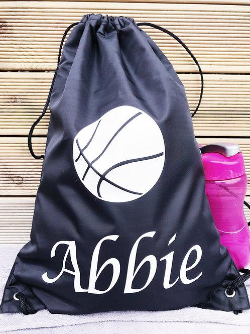 Personalised Drawstring Backpack