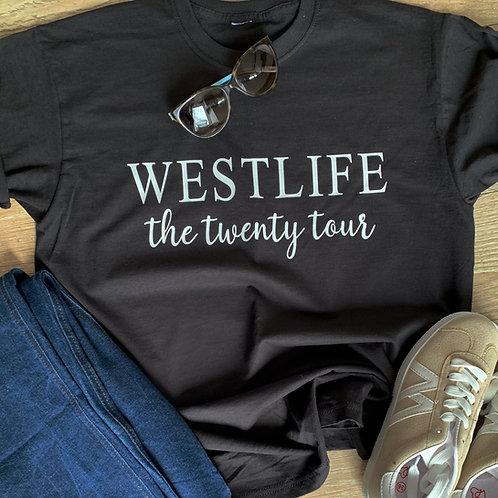 Westlife T-shirt