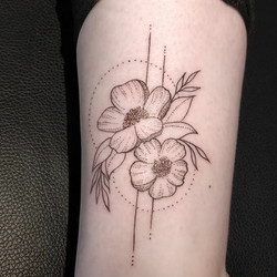 Hier eins der Walk-In Tattoos vom Wochen