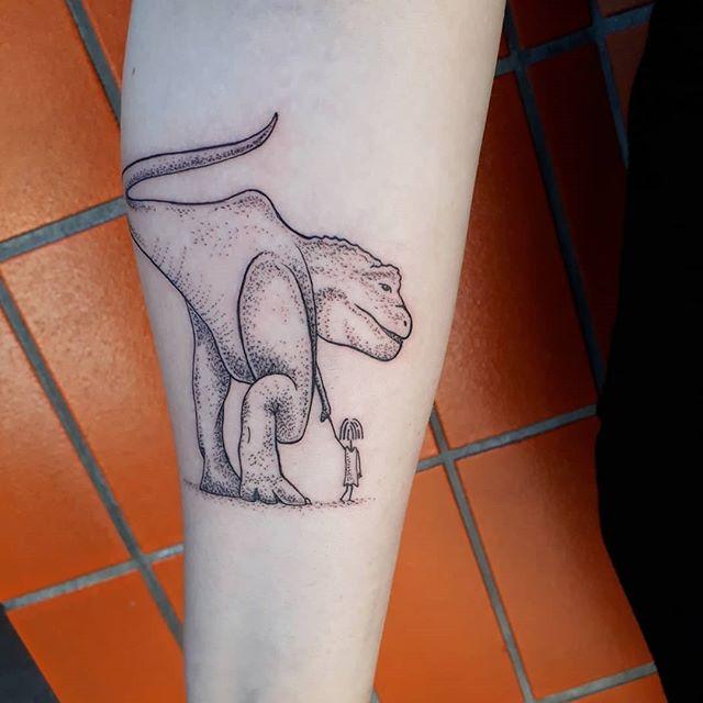 Danke liebe Sasi, für dein Vertrauen und deine Geschichte zu deinem neuen Tattoo! Powergirl! ;) #tat