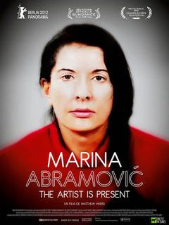 Marina Abramovic, the artist is present