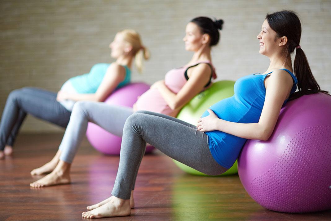 ejercicios para embarazo