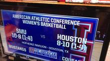 Women's Hoops: SMU vs. Houston